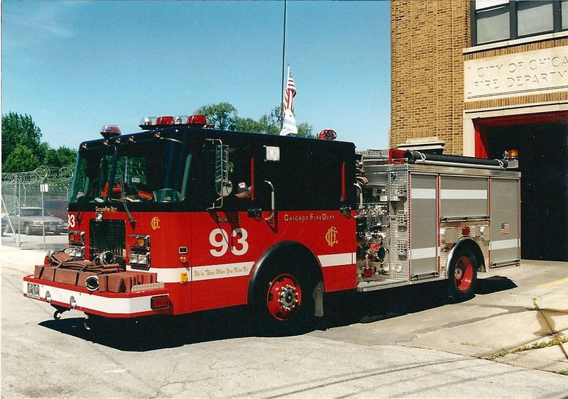 Chicago Fire Department Engine 18