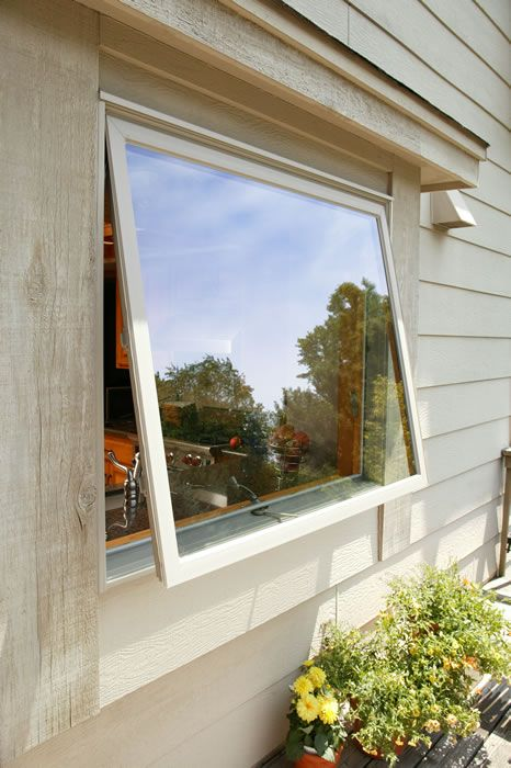 push out windows out casement nice option to replace older