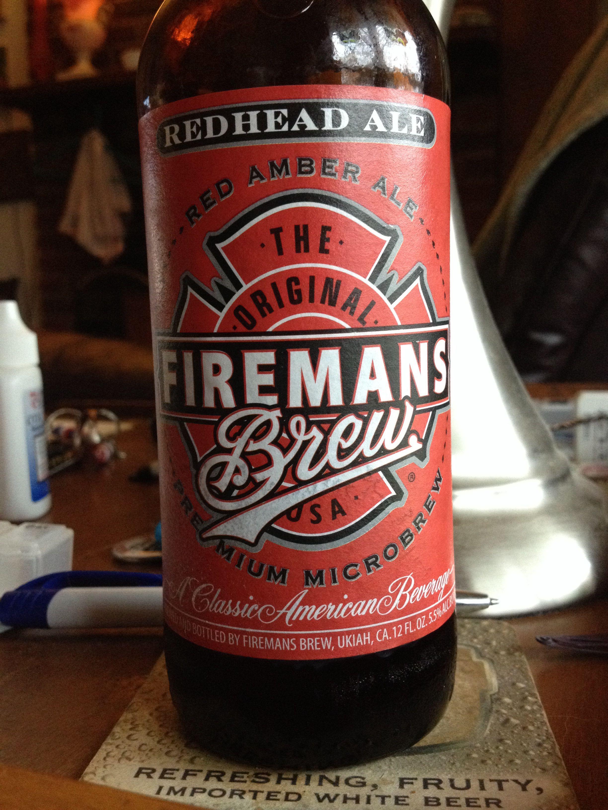 Redhead Ale Cerveja