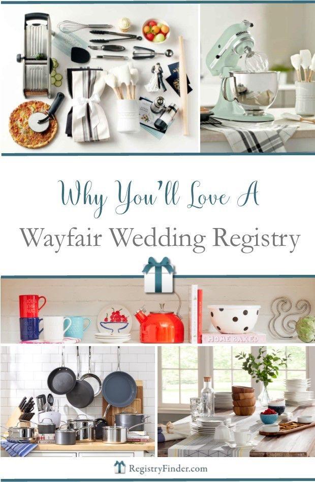Why Youll Love Your Wayfair Wedding Registry Wedding Planning