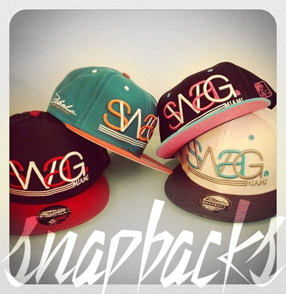 #swag snapbacks