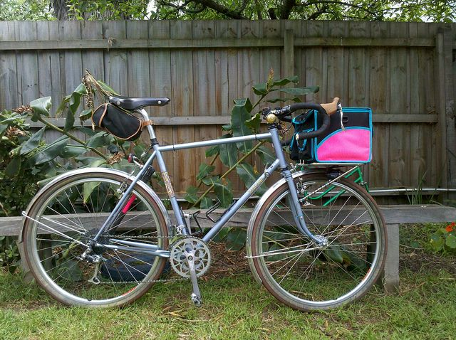 Rawland Rsogn Touring Bike Bike Touring