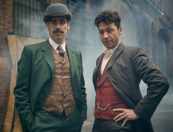"""Televisão - """"Houdini e Doyle"""". Nova aposta do AXN chega dia 18"""
