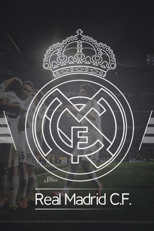 Real Madrid Club De Futbol Iphone 2020 Live Wallpaper Hd Real Madrid Logo Wallpapers Madrid Wallpaper Real Madrid Logo