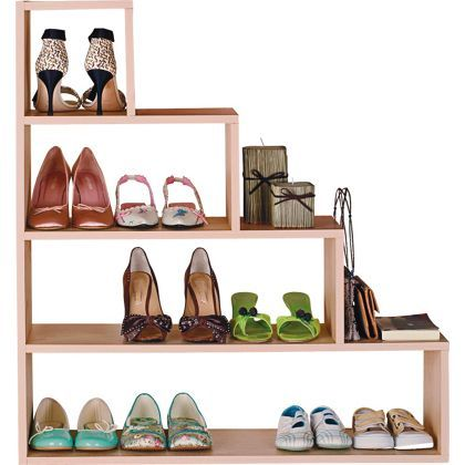 Understairs Shoe Storage Unit   Beech Effect. At Homebase    Be Inspired  And Make