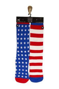 Odd Sox USA Socks