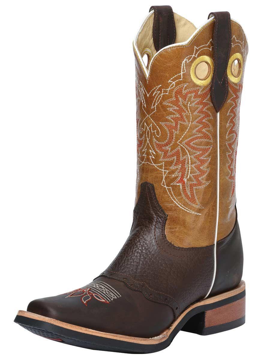 Botas de avestruz color gris ropa bolsas y calzado en mercadolibre - 40686 Botas Rodeo De Hombre El General Crazy Cuello De Toro