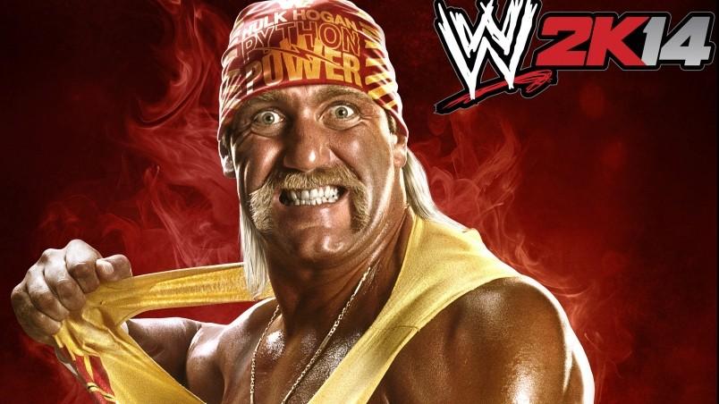 Hulk Hogan Wwe2k14 Hd Wallpaper Hulk Hogan Hulk Sports Wallpapers