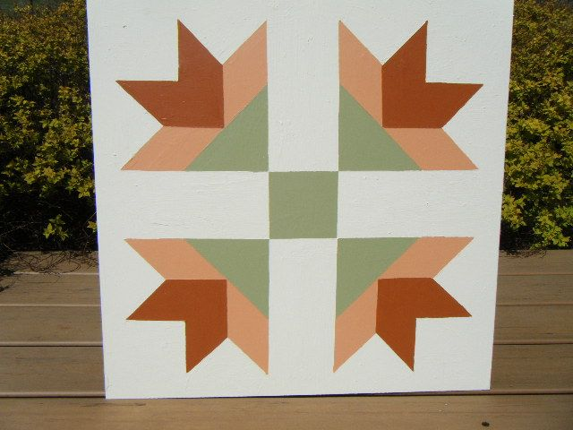 goose tracks barn quilt pattern - Google Search   Barn Quilts ... : goose tracks quilt pattern - Adamdwight.com