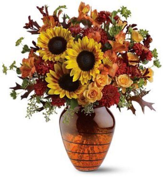 Thanksgiving Floral Arrangements   Thanksgiving Flower Arrangements