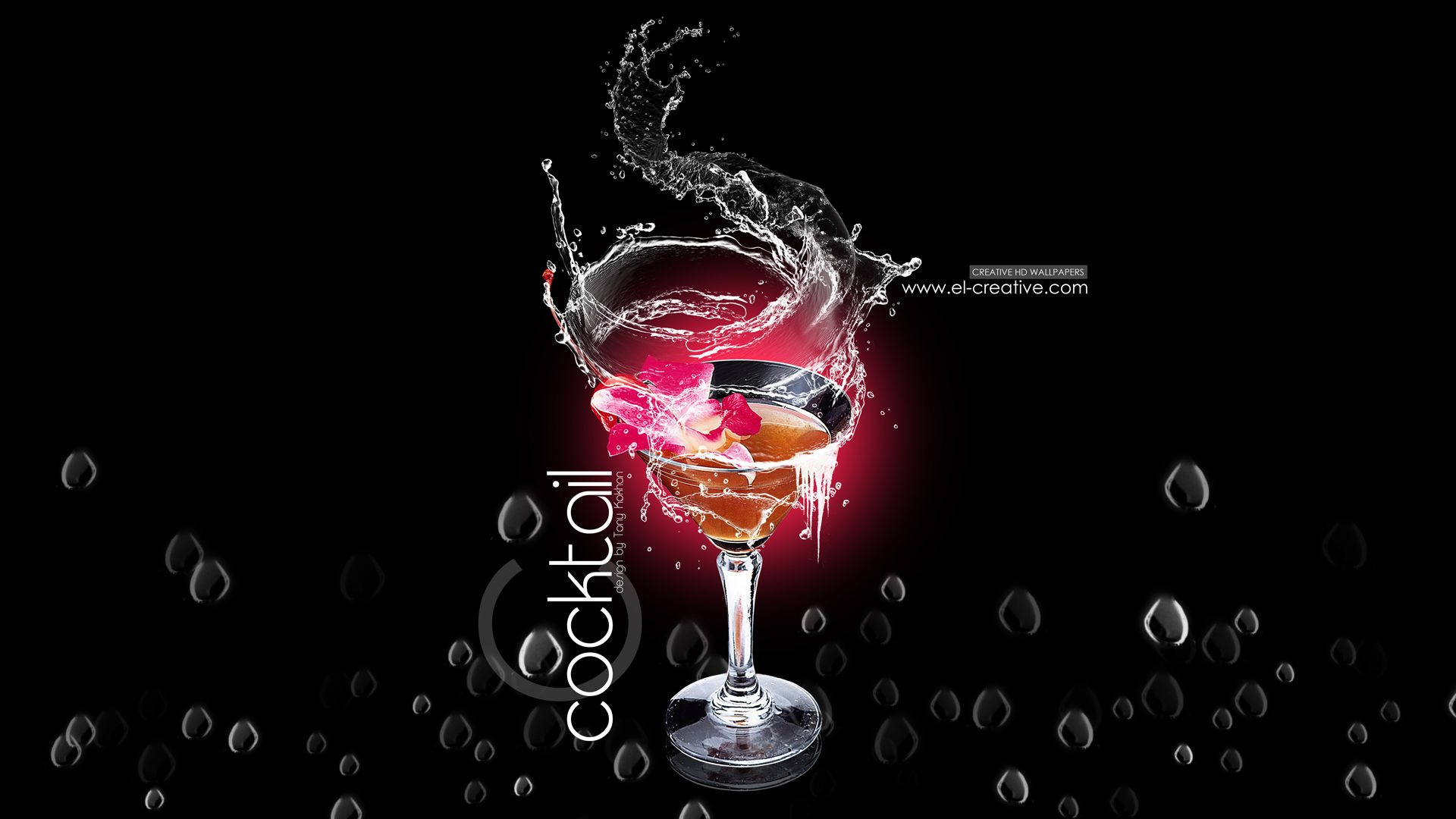 Metamorphosis Pink Cocktail Image Picture HD Wallpapers
