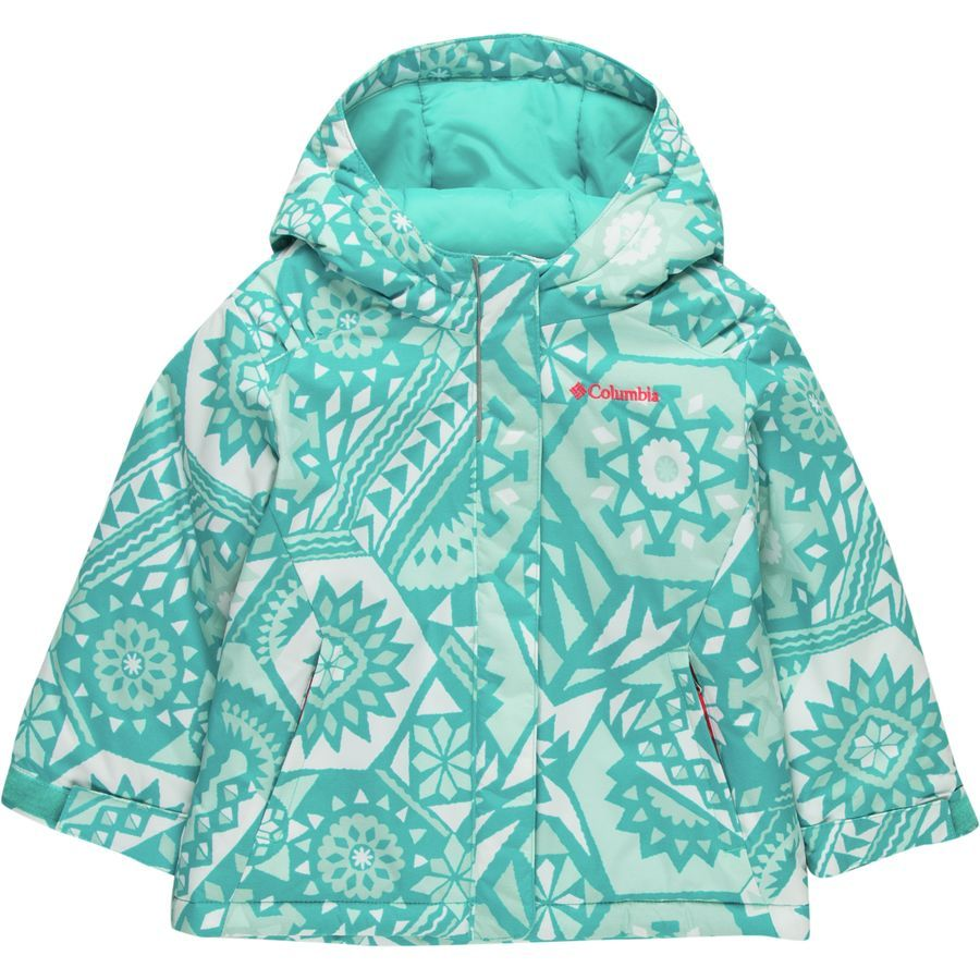 23d56267a Columbia - Horizon Ride Jacket - Toddler Girls  - Spray Print ...