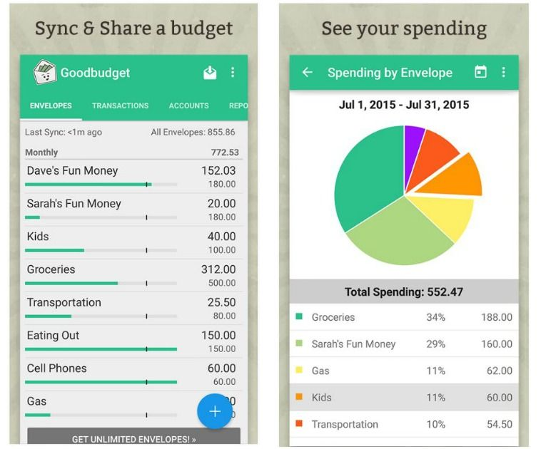Best Budget Apps 7 That Won't Cost You a Dime to Use