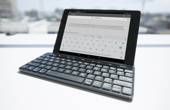 Tested: 5 Bluetooth keyboards and cases for your Nexus 9