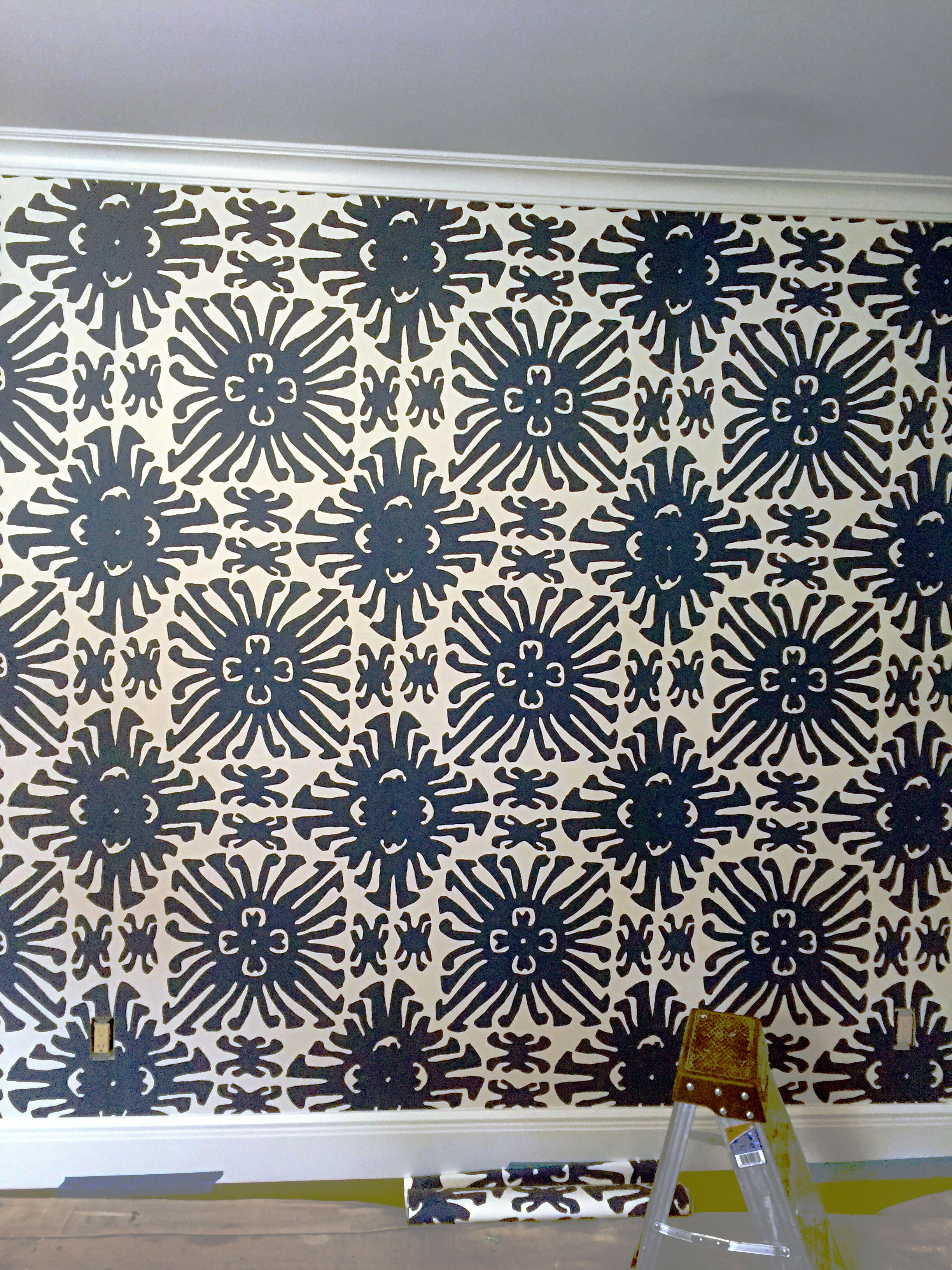 Professional Wallpaper Installation How To Install Wallpaper Eclectic Wallpaper Wall Coverings