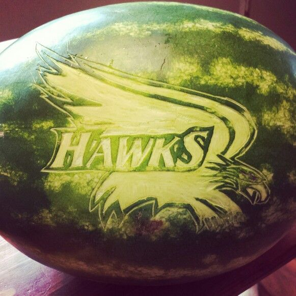Graduation watermelon carving by Kira Smith | fruit ideas ...