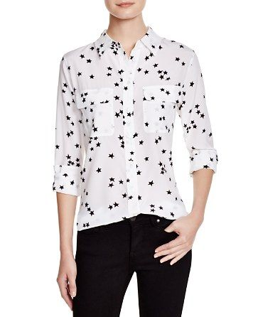 8422b4aeb30ce Equipment Slim Signature Button-Down Shirt - Bloomingdale s
