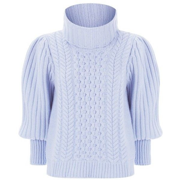 310fd3076 Temperley London Shade Knit Jumper ( 975) ❤ liked on Polyvore ...