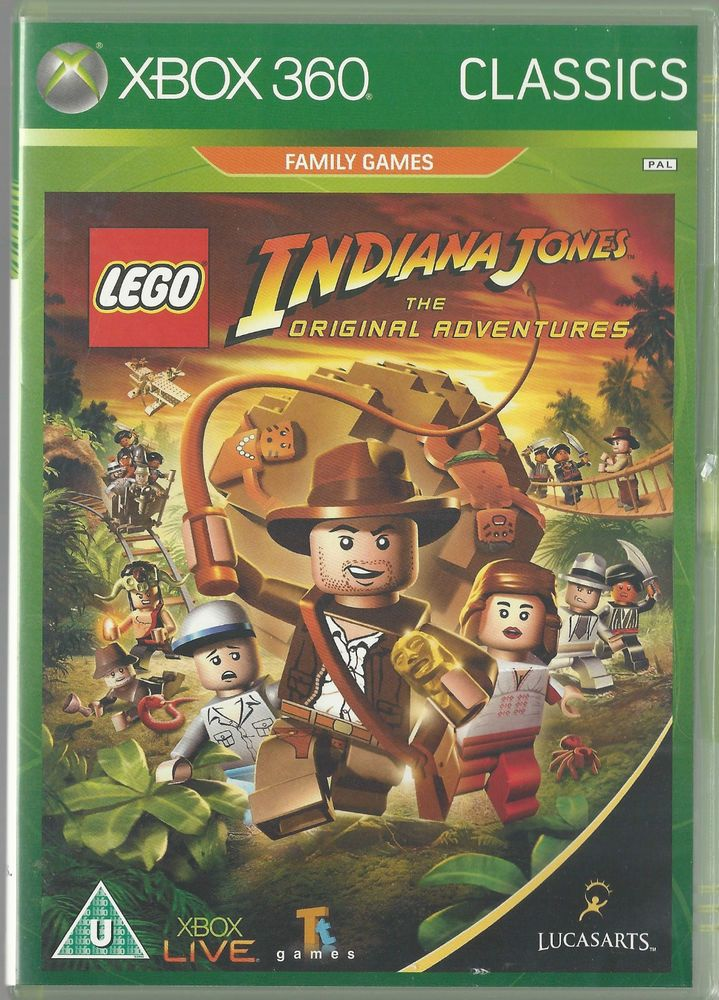 Xbox 360 lego indiana jones the original adventures classics xbox 360 lego indiana jones the original adventures classics publicscrutiny Image collections
