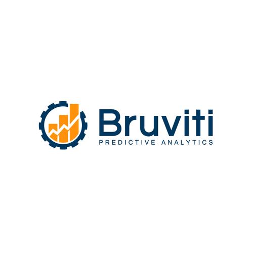 bruviti best logo design contest for bruviti s predictive rh pinterest ca
