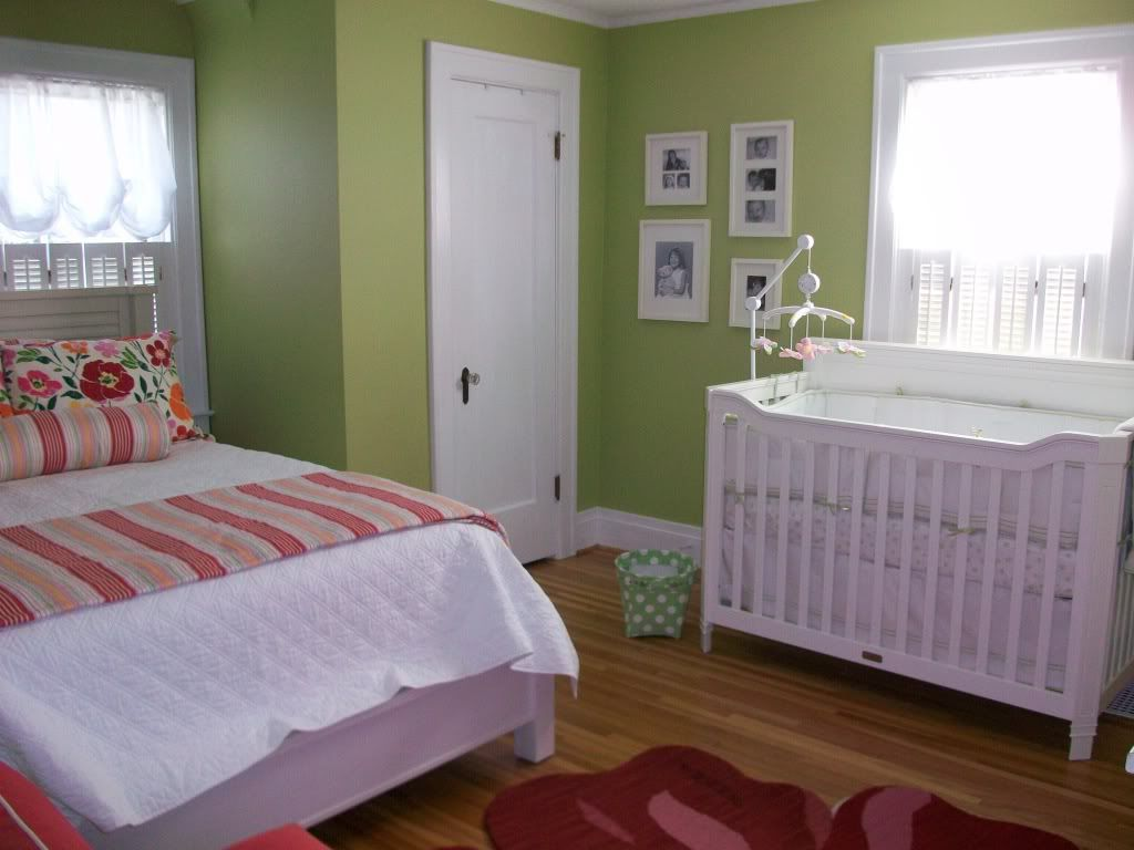 Nursery In Shared Space PICS Nursery Crib And Room - Shared bedroom ideas for mom and toddler