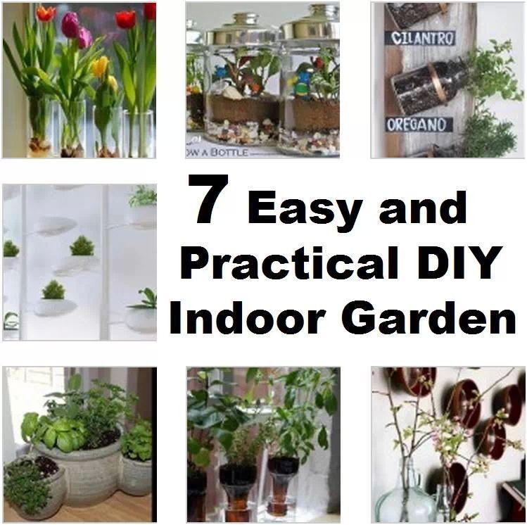 Tips For Indoor Gardening: DIY Indoor Gardens. We Have Plenty Of Options To Help You