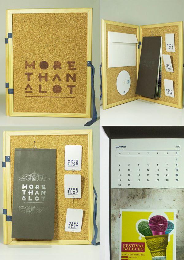 printed graphic design portfolio example randall barriga make it have a second function - Design Portfolio Ideas