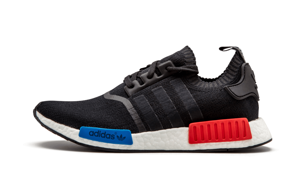 Adidas Nmd R1 Pk Og Black Red Blue S79168 In 2021 Adidas Nmd Runner Adidas Nmd R1 Adidas Nmd