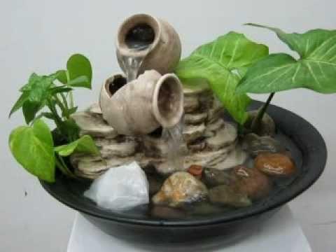 Fuente de agua feng shui proteccion glittering for Fuente agua feng shui