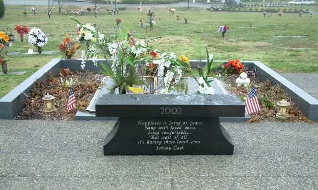 Johnny Cash - Top 10 Celebrity Grave Sites - TIME