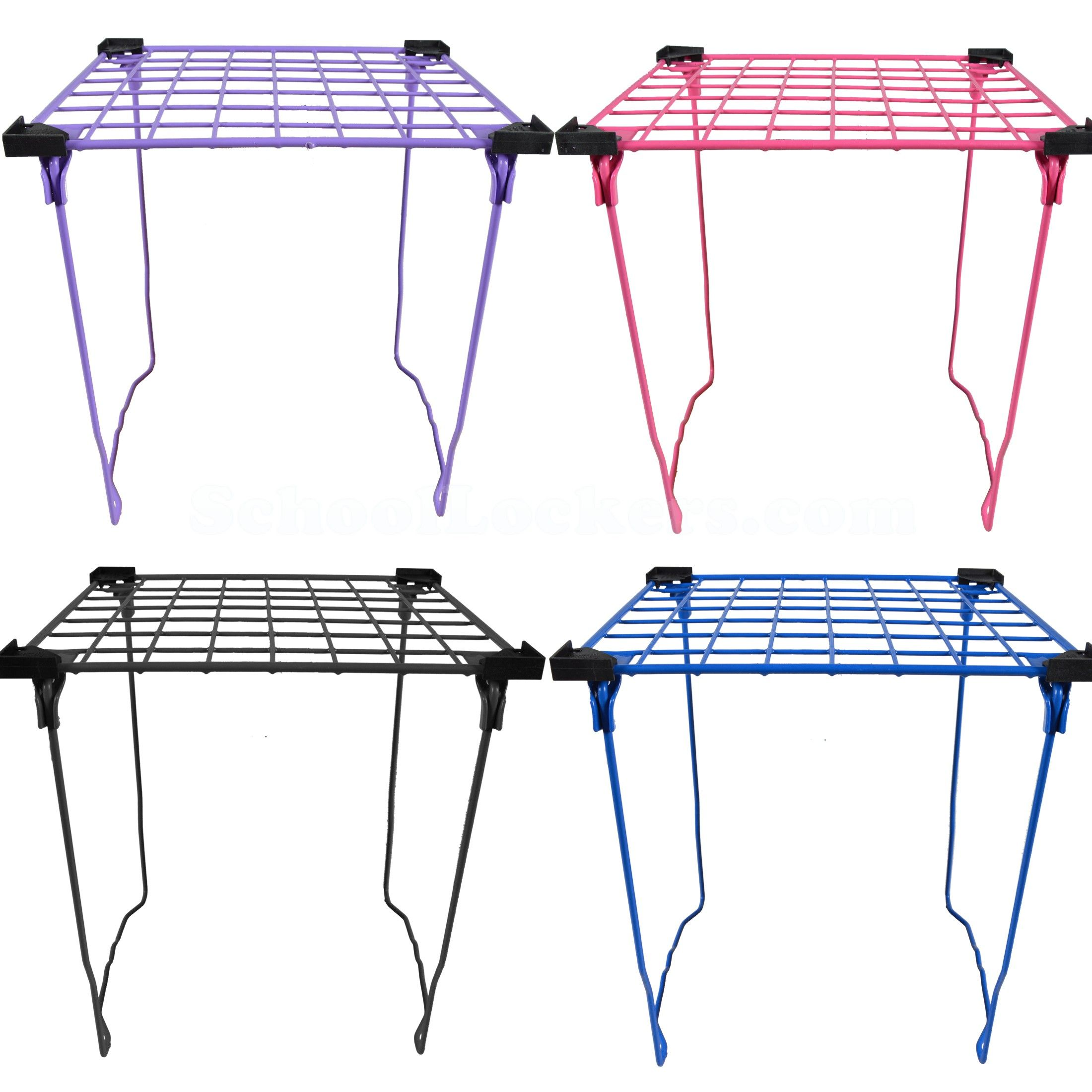 stackable wire locker shelves for sale these are 12 high allowing rh pinterest com stacking locker shelf
