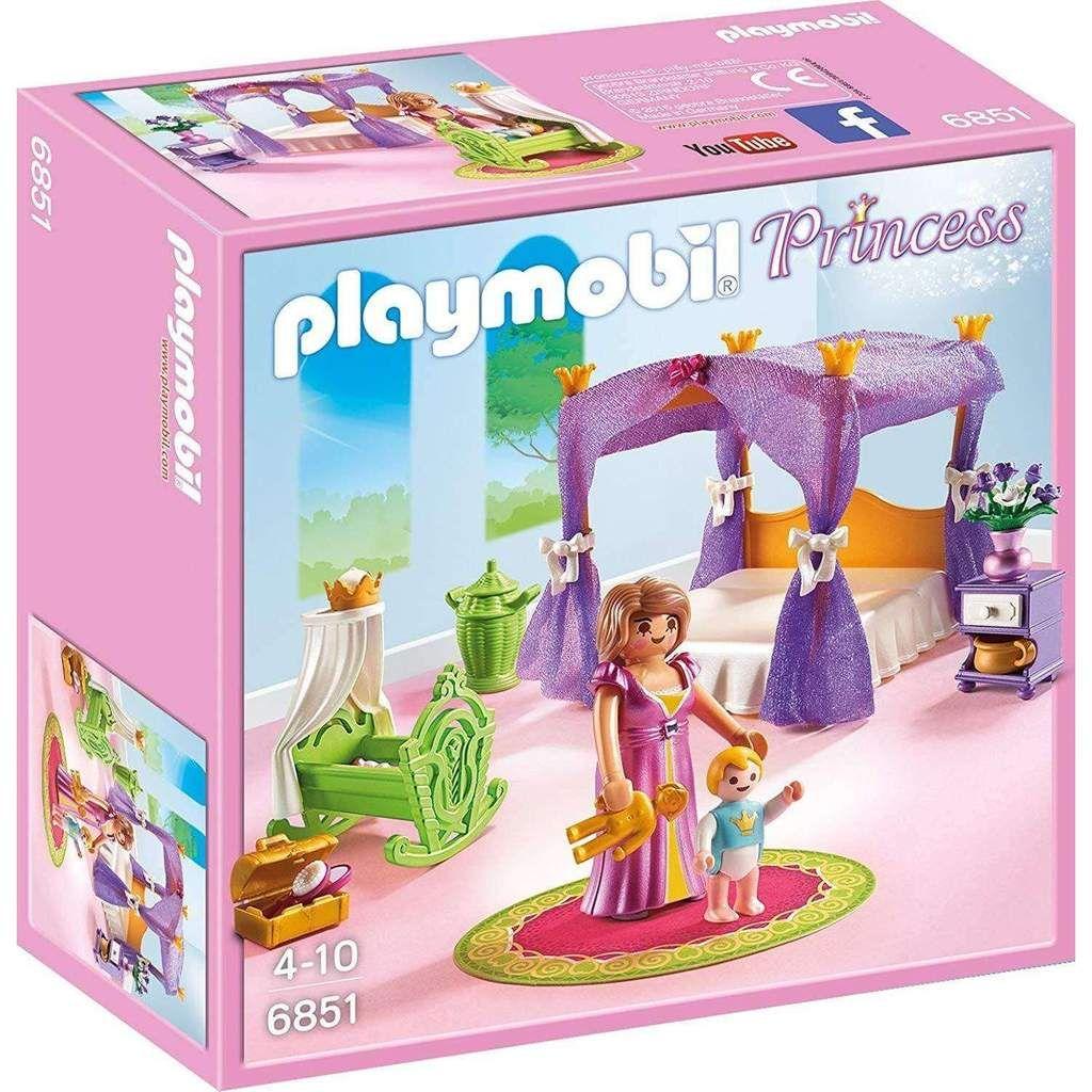 Playmobil Princess 6851 Himmlisches Schlafzimmer Spielzeug Spielset Mit Zubehor Playmobil Play Mobile Madchen Spielzeug