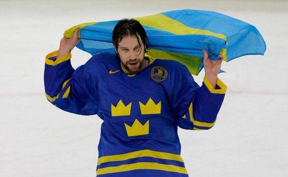 peter forsberg sweden jersey