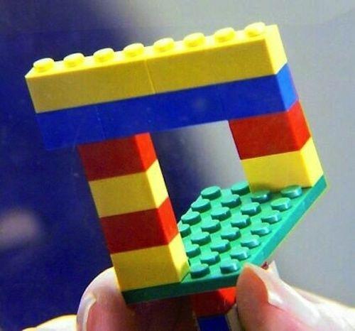 Mobius strip lego sorry