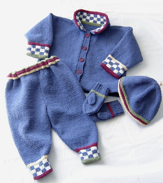 Free Pattern: Baby Esprit by Maddy Cranley