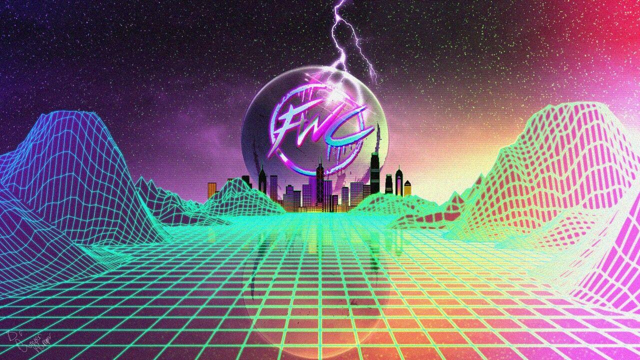 Our electronically cold Vaporwave Vaporwave