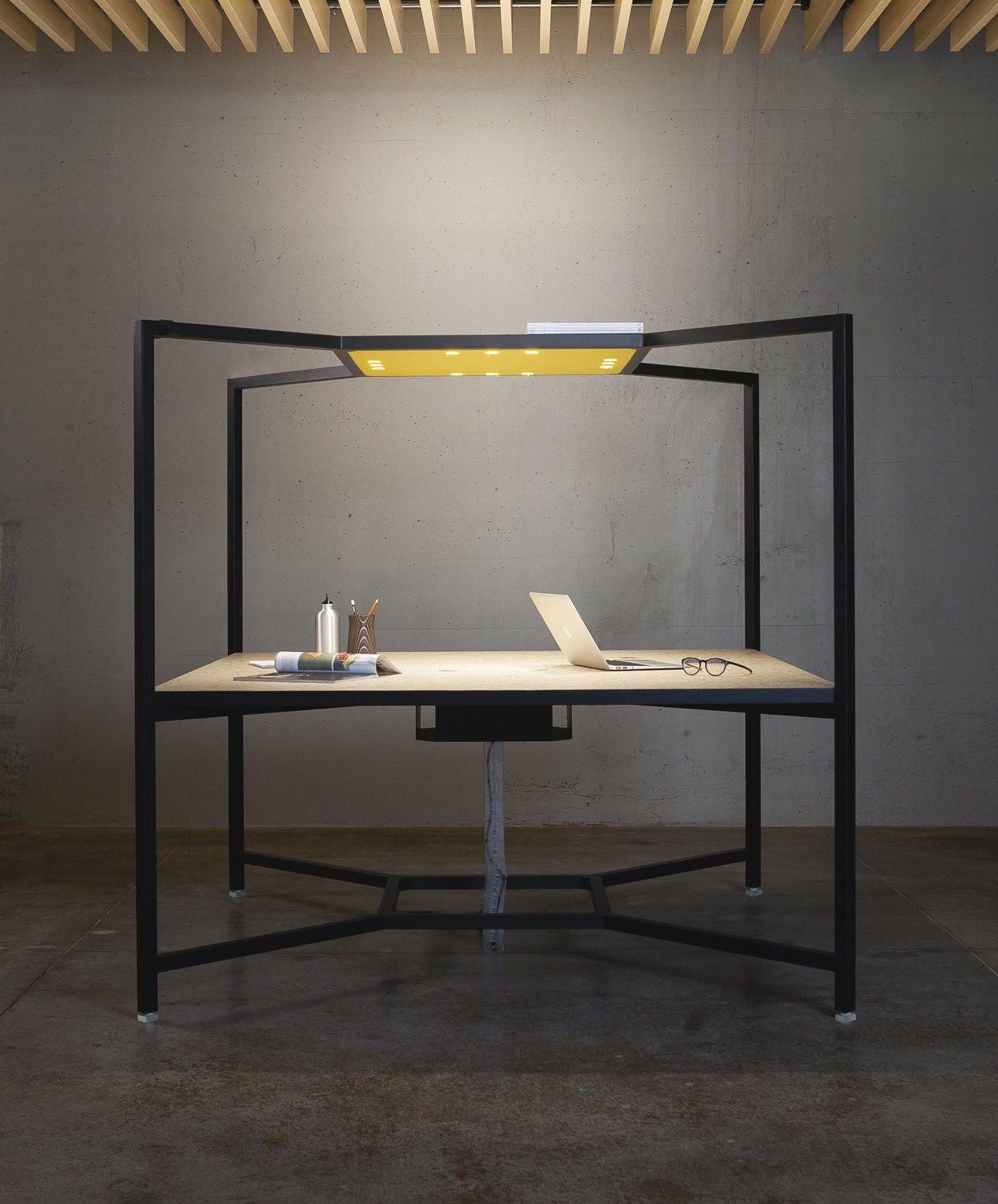 Presentato ad orgatec l 39 ufficio secondo fantoni nuovi for Ufficio design industriale