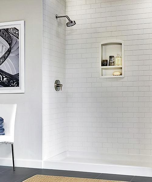 Me encanta el azulejo tipo metro para el baño.  Inspiración baño, decoración, deco , bathroom inspiration