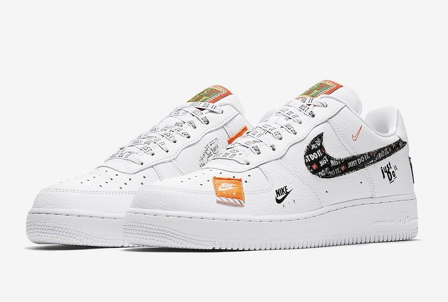 Details about Nike Air Force 1 07 LV8 JDI Just Do It AF1 One