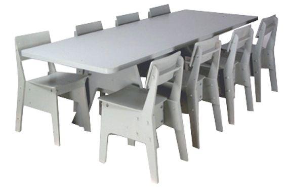 Kinderkast 2 Deurs.Crisis Table Crisis Chair By Piet Hein Eek Table