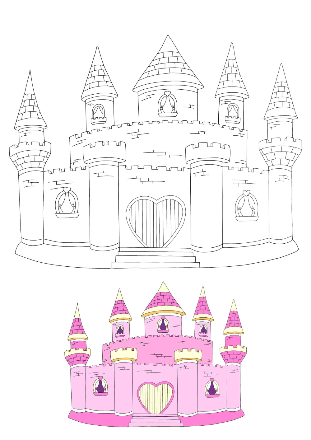 Princess Castle Coloring Pages 2 Free Coloring Sheets 2020 Princess Coloring Pages Disney Princess Palace Pets Disney Princess Aurora