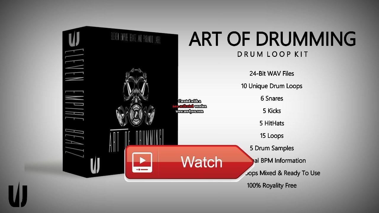 FREE Drum Kit 17 Hip Hop Rap Producer Sounds Kits Art Of