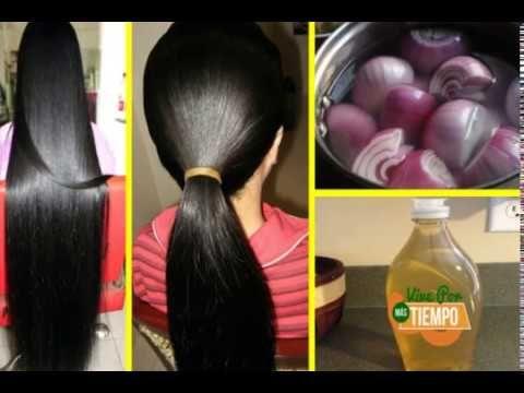 Como crecer el cabello mas rapido