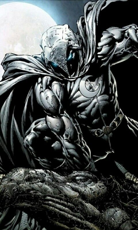 Monn Knight Marvel Moon Knight Moon Knight Marvel Wallpaper
