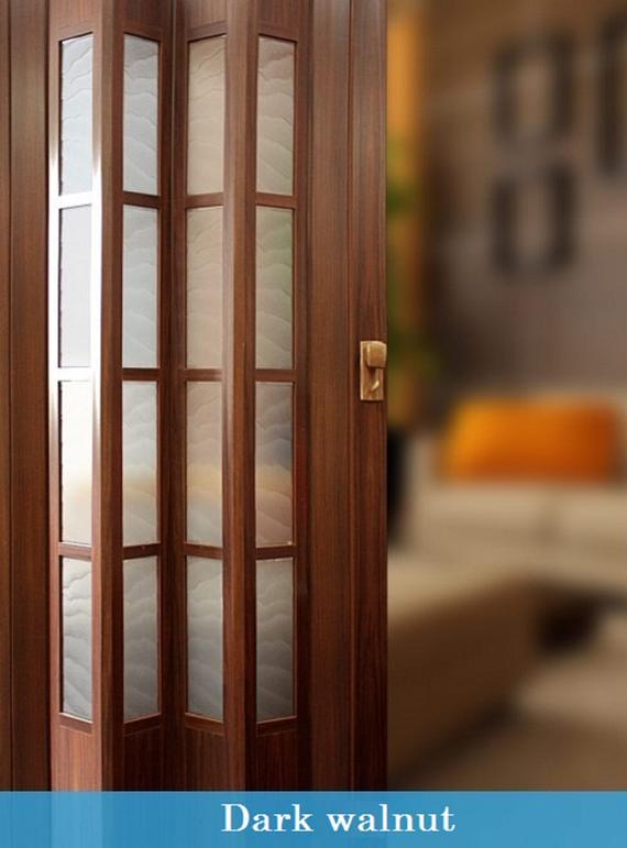 Beautiful Glass Doors Folding Door Accordion Door Partition