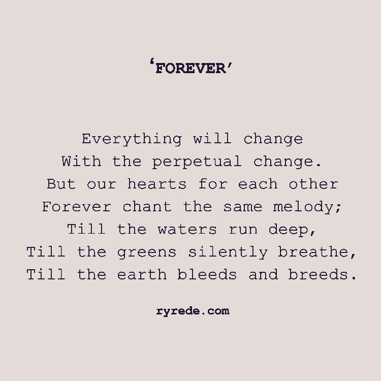 Quote 24 Forever Everything Will Change With The Perpetual
