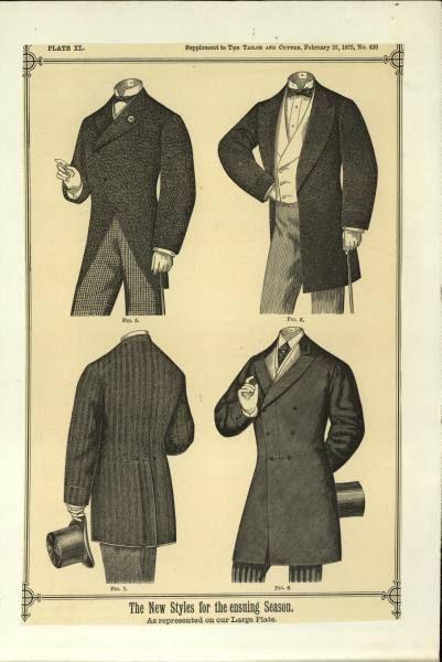 1875 mens styles 1870s fashion men fashion