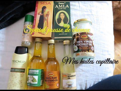 Les huiles essentielles qui font pousser les cheveux