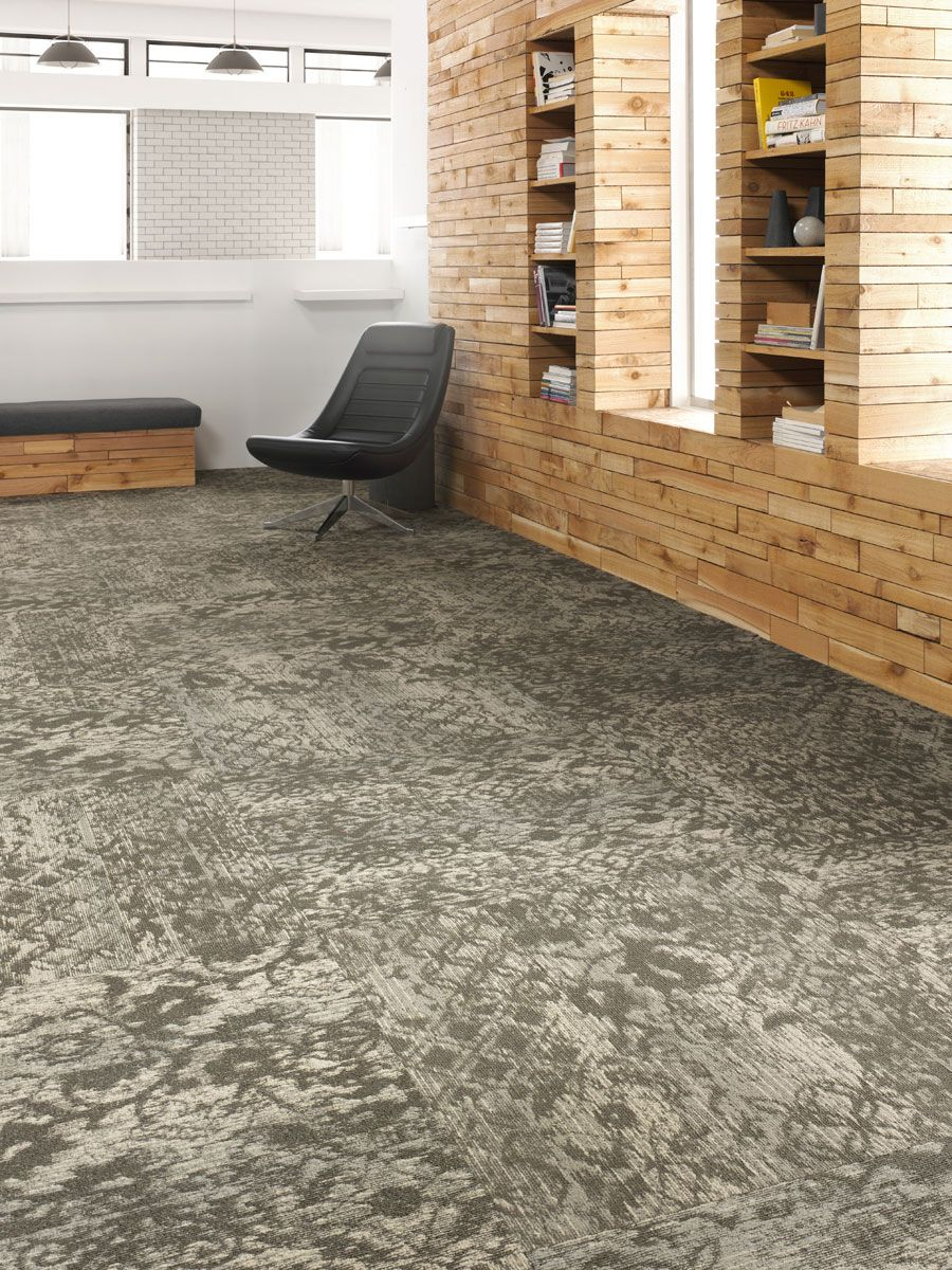 Rediscovered Tile 12by36 Lees Commercial Modular Carpet