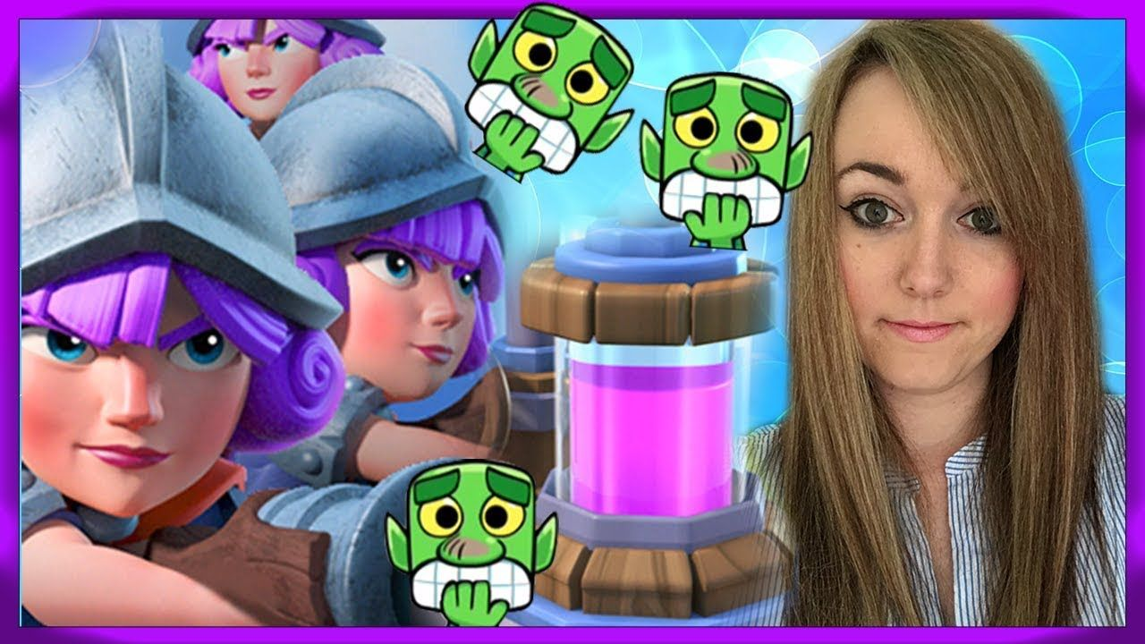 New Trophy Push Or Tilt 4800 Learning 3 Musketeer Deck Clash Ro Clash Royale Deck Musketeers